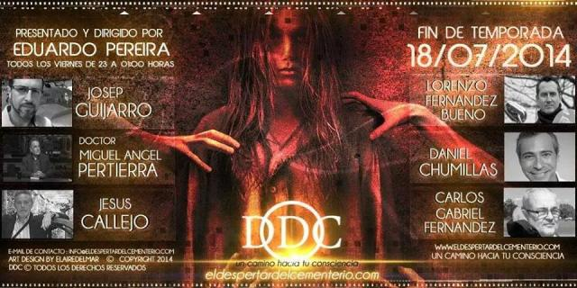 ddc final temporada flayer