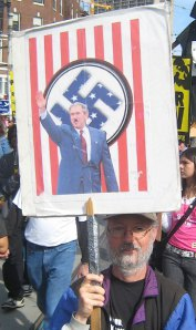 bush-nazi